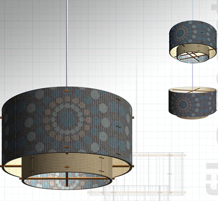 Fil-a-ment Lamp
