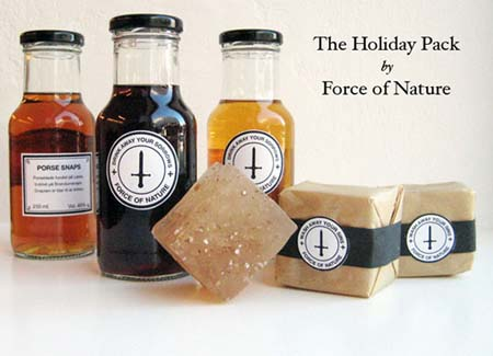 Eco-Friendly Holiday Pack by Force of Nature