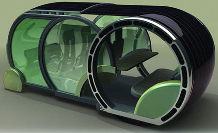 french future car concept