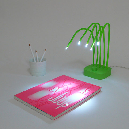 FRESH LED Desk Lamp