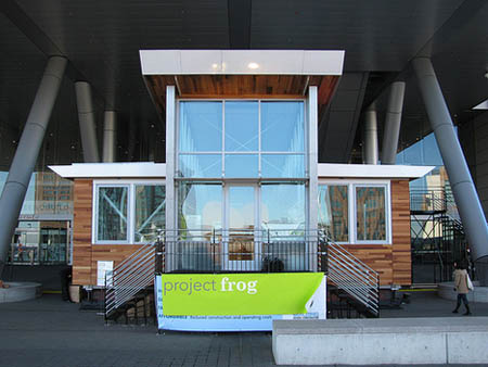 FROG Zero Classroom