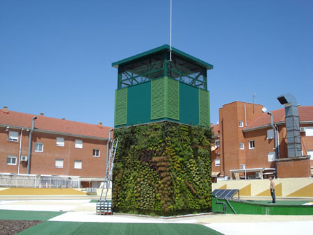 Vertical Garden