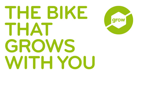 Grow Bike By Alex Fernandez Camps
