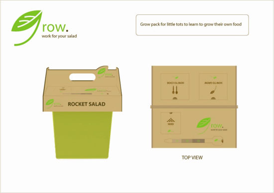 Grow Eco-Packaging