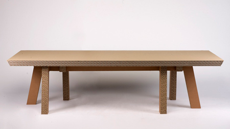 Gruff Cardboard Furniture