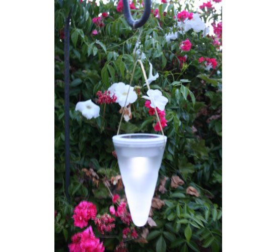 Hanging Solar Garden Light