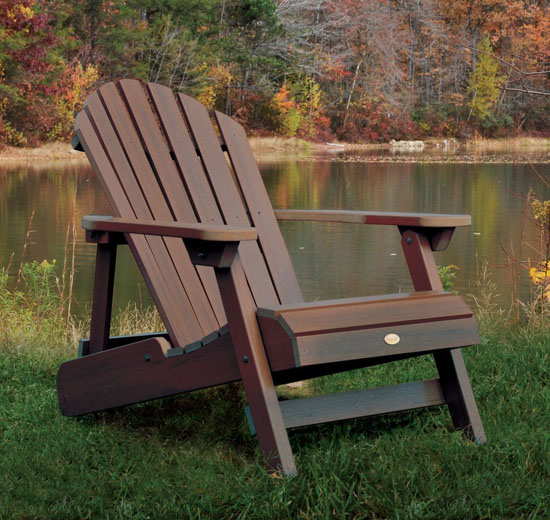 Highwood Folding and Reclining Adult Adirondack Chair