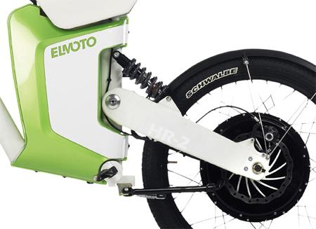 HR-2 Electric Bike