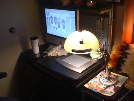 iMac Lamp