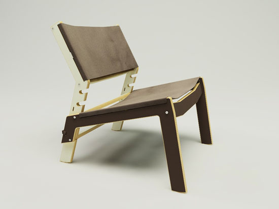 INDU Lounge Chair