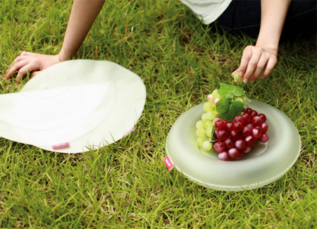 Inflatable Plates