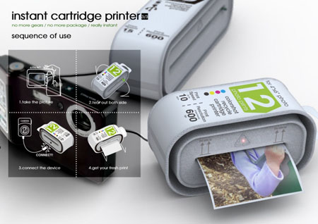 Instant Cardtridge Printer