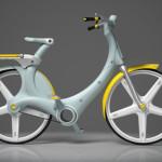 Around the City with IZZY Plastic Bike