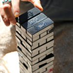 Bureo Jenga Ocean is Made from 100% Recycled Fishing Nets