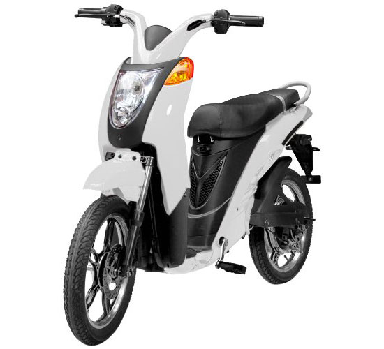 Jetson Eco-Friendly Electric Bike