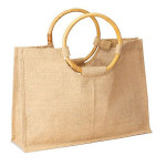 Shop, Save And Enjoy With Jute Beach Wedding Gift Tote Bag