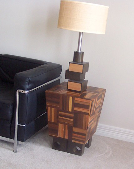 L-Modern Side Table