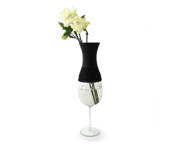 Lace Sustainable Vase