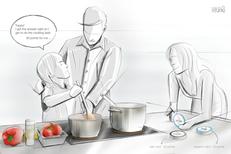 Lets Play Cooking Game