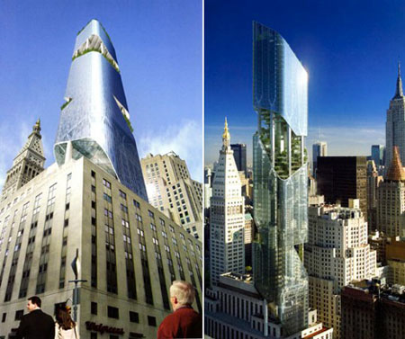 Libeskind's Tower