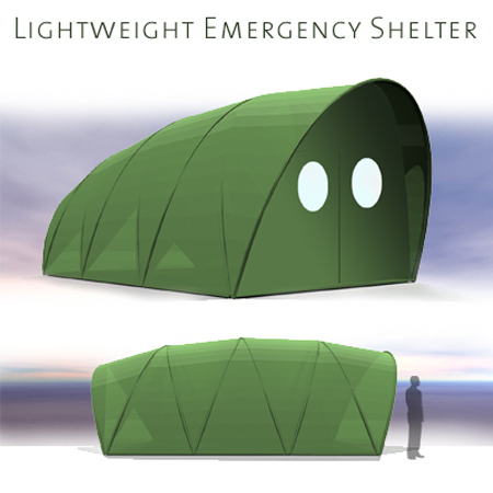 Lightweight Emergency Shelter