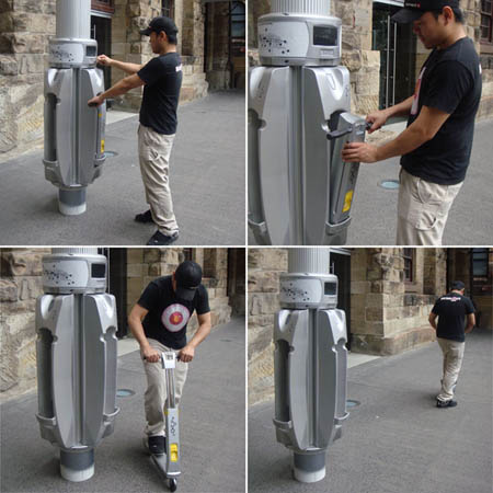 Link Urban Scooter System