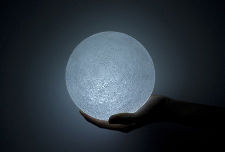 Lunar LED Lamp