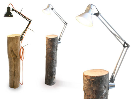 Eco-swivel Desk Lamp: An Eco-friendly Design From Marcantonio ...
