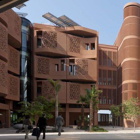 Masdar Institute Campus