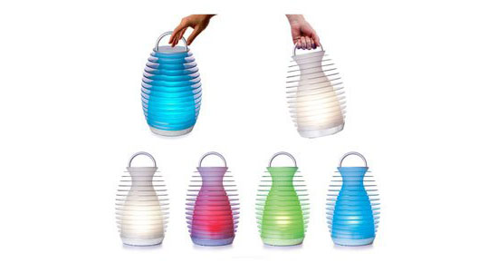 Mathmos Bump Rechargeable Portable LED Lantern