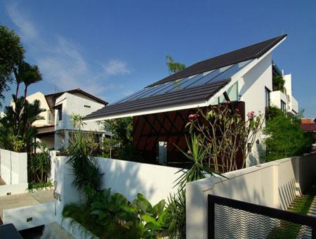 Merlimau House
