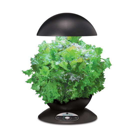 Miracle-Gro AeroGarden 3-Pod Indoor Garden with Gourmet Herb Seed Kit