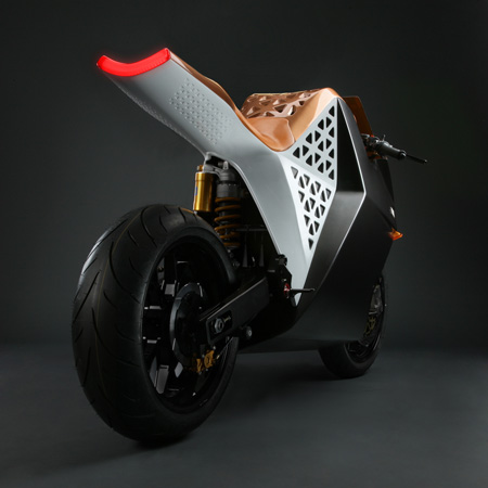 Mission One Superbike Motorcycle