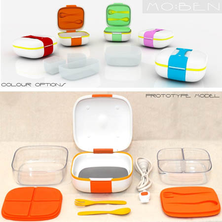 Mo:Ben Reusable Food Container