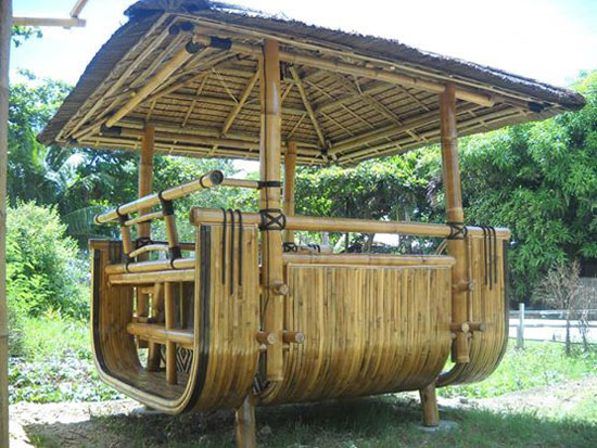 nipa bamboo gazebo how to design joy studio design