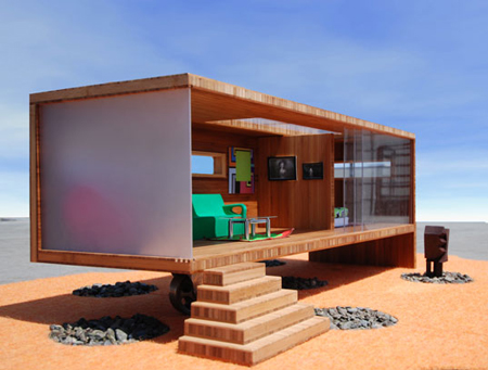 Modularean Eco House