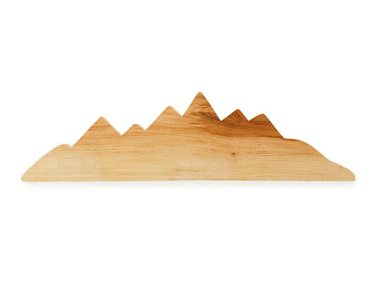 Mountain View Knife Rack by Ryan Leake