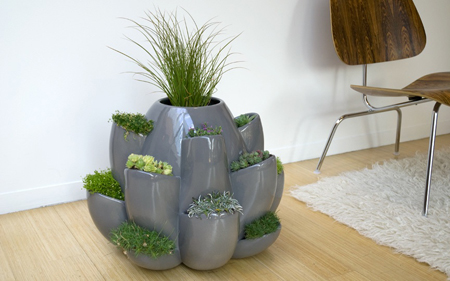 Nature Ceramic Planter