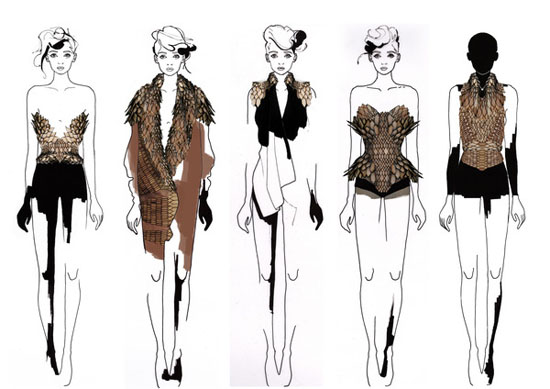 Starting a Collection: How to Develop Your Fashion Designs 45
