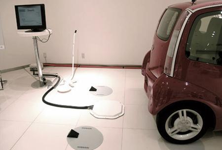 Nissan EV Charger