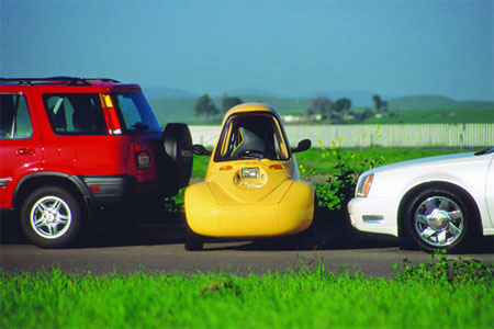 personal electric vehicle