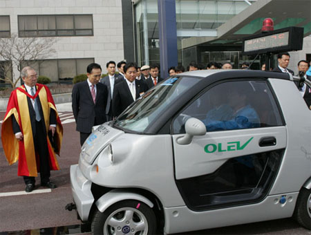 OLEV Electric Vehicle