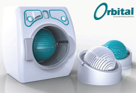 Orbital Washing Machine