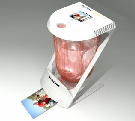 Organic Protein Printer