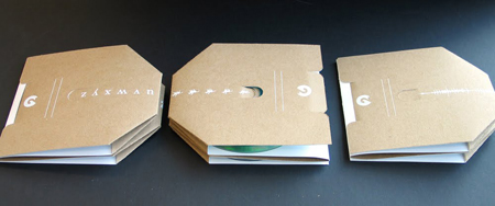 Packaging De CD