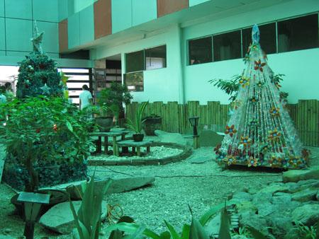 Panabo City Eco-Friendly Christmas Tree