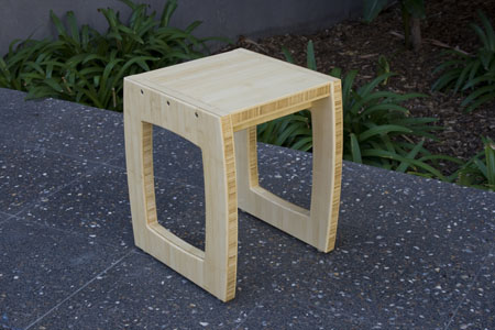 Panda Stool