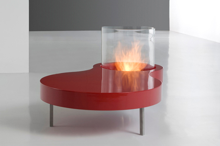 Planika Coffee Table Fire Pit
