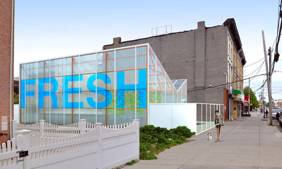 Pop-up Farm Concept In Brooklyn Would Produce Affordable Fresh And Healthy Foods