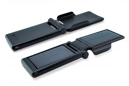 Portable Solar Battery Charger